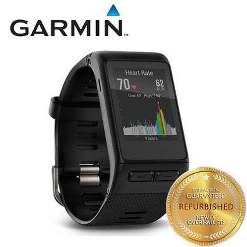 Garmin Vivoactive HR Sport Tracker Heart Rate Monitor HRM TouchScreen Black