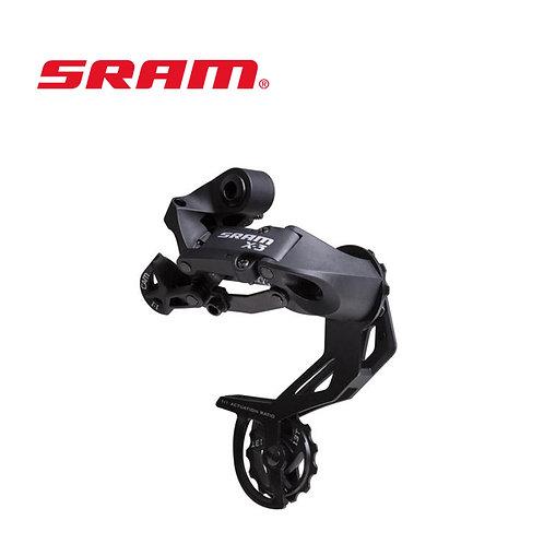 SRAM X3 Rear Derailleur 7/8 Speed Medium Cage MTB