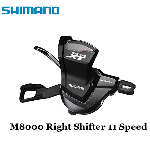 Shimano Deore XT M8000 11-Speed Rapidfire Plus Right Shifter MTB