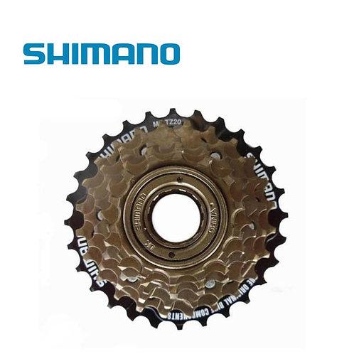 Shimano TZ20 6 Speed Freewheel 14-28T MTB