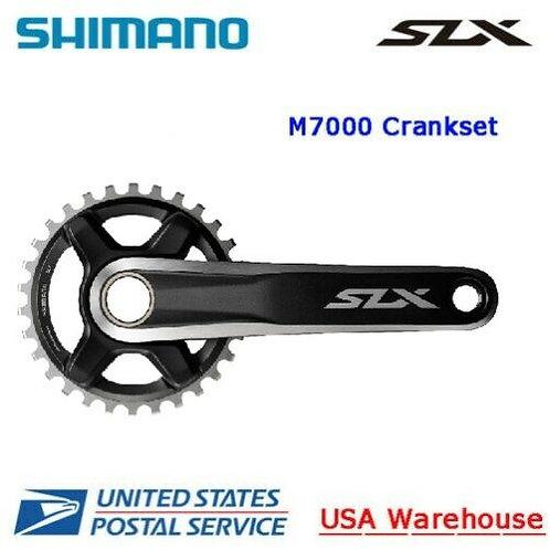 Shimano SLX FC-M7000-1 11 Speed Crankset with Chainring 34T 170mm MTB