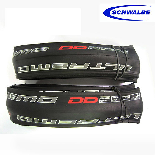 Schwalbe Ultremo DD Evolution 700C*23C Tyre Tubeless Ready Foldable