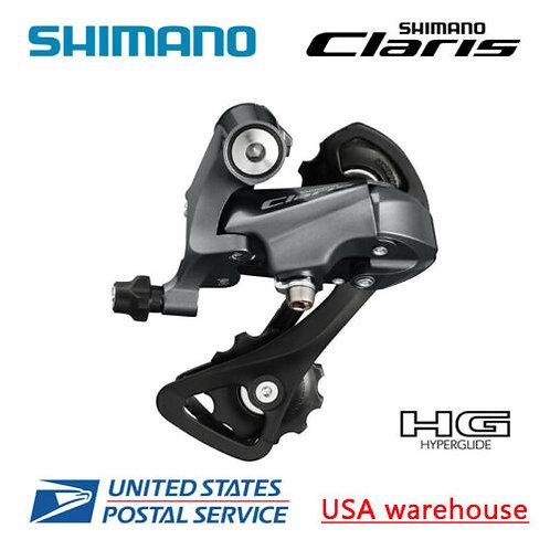 Shimano Claris RD-R2000 SS GS 8-speed Rear Derailleur Short Medium Cage