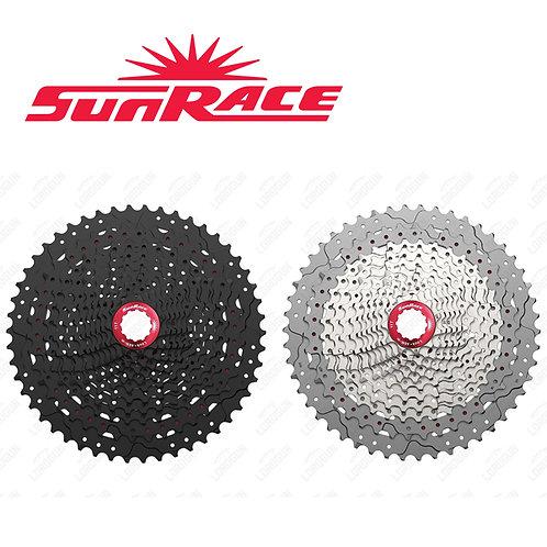 SunRace CSMZ90 MZ90 Cassette 11-50T 12 Speed Black Silver MTB