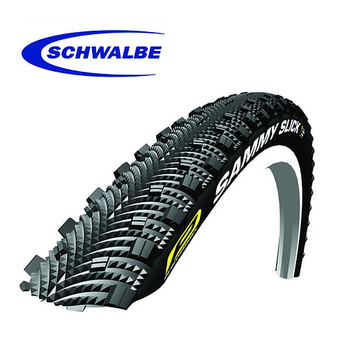 Schwalbe Sammy Slick Folding Tire RaceGuard 26 x 2.1 RaceGuard