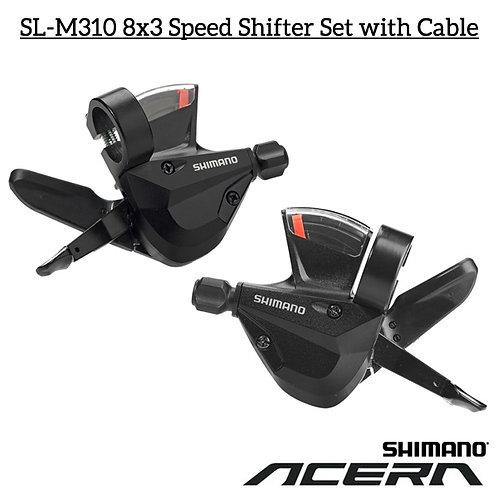 Shimano Acera SL-M310 Rapid fire Shift Lever 3x8-Speed Shifter