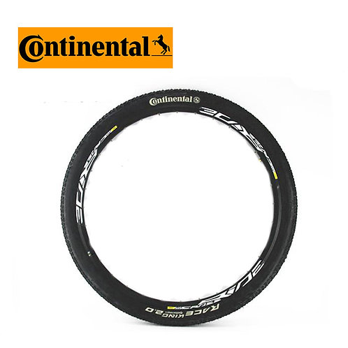 "Continental Race King Tire 26 x 2.0"" Clincher Mountain Bike MTB"