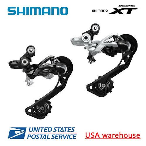 Shimano Deore XT RD-M781 GS SGS 10 Speed Shadow Rear Derailleur Medium Long Cage