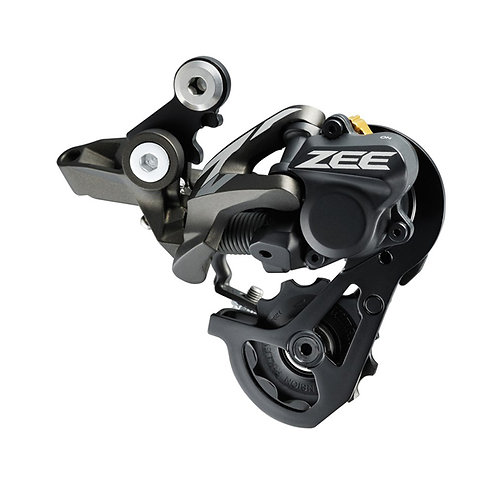 Shimano Zee RD-M640-SS 10-Speed Shadow+ DH Rear Derailleur 11-23/28T