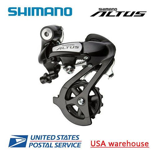 Shimano Altus RD M310 7/8 Speed Rear Derailleur Black MTB 21/24 speed
