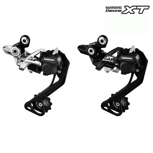 Shimano Deore XT RD-M786 10 Speed Rear Derailleur SGS GS