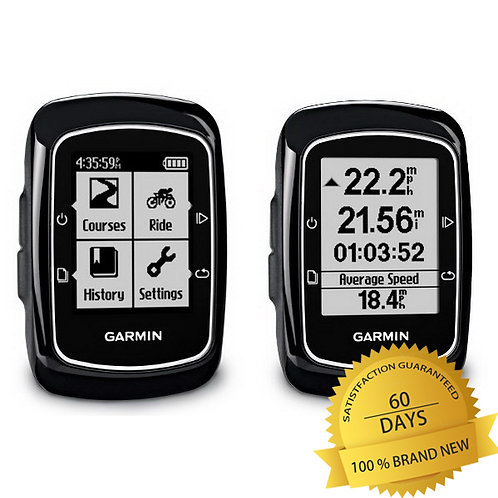 New Garmin Edge 200 Computer Trainer GPS Handheld Receiver Wireless w/ mount