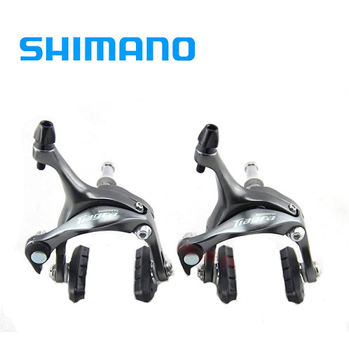 Shimano Tiagra 4700 Front Rear Brake Set Road Silver