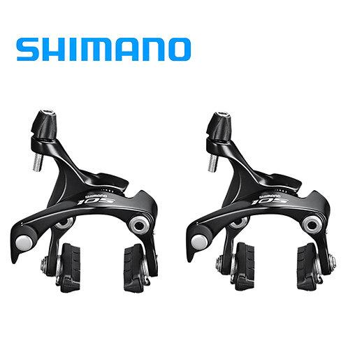 Shimano 5810 Front Rear Direct Mount Brake Caliper Set