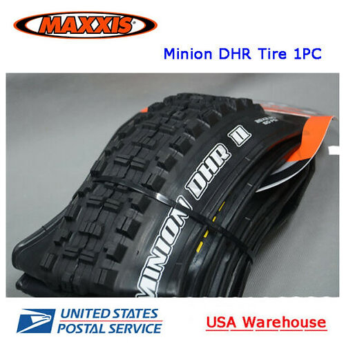 MAXXIS Minion DHR II Folding Tire 26/27.5x 2.3 Tubeless Ready EXO 3C 1pc
