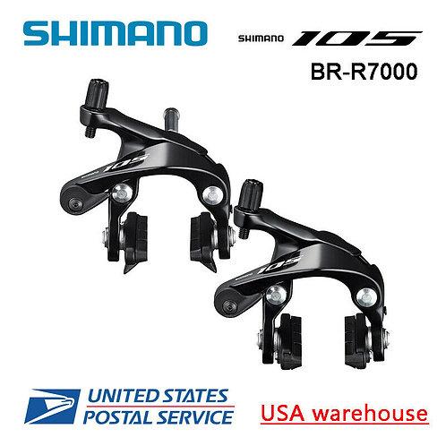 New Shimano 105 BR-R7000 Brake Caliper Road Bike Cycling - Front (OE)