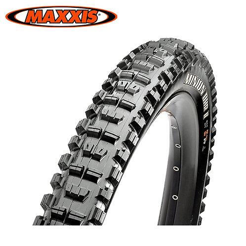 MAXXIS Minion DHR II Folding Tire 26/27.5x 2.3 Dual Compound Tubeless Ready EXO