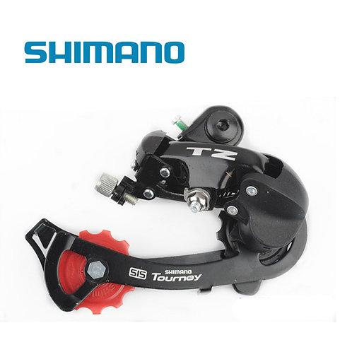 Shimano Tourney TZ50 Rear Derailleur 6/7 Speed Direct Mount / Hanger Mount