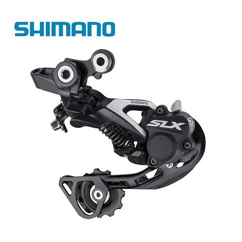 Shimano M662 9 Speed Rear Derailleur Black