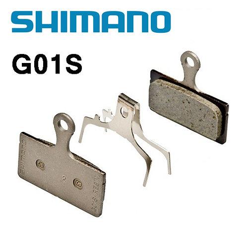 Shimano Disc Brake Resin Pads G01S for M8000 7000 615 675 985  Mountain Bike MTB