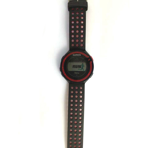 Garmin Forerunner 220 Gps Sport Watch Ant Running Bike Black