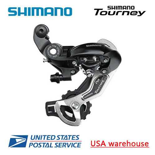 Shimano Tourney RD-TX35 6/7 Speed Direct Mount Bicycle Rear Derailleur OE