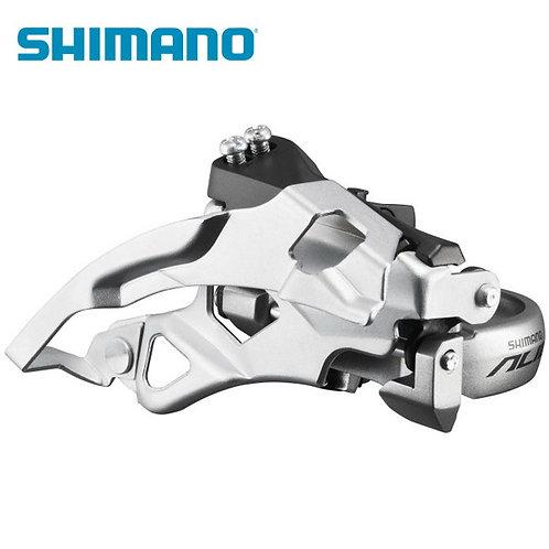 Shimano Alivio T4000 Front Derailleur 44T 3x9 27 Speed Dual Pull