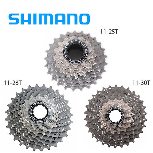 Shimano Dura Ace R9100 11-25T 11-28T 11-30T Cassette Road Bike