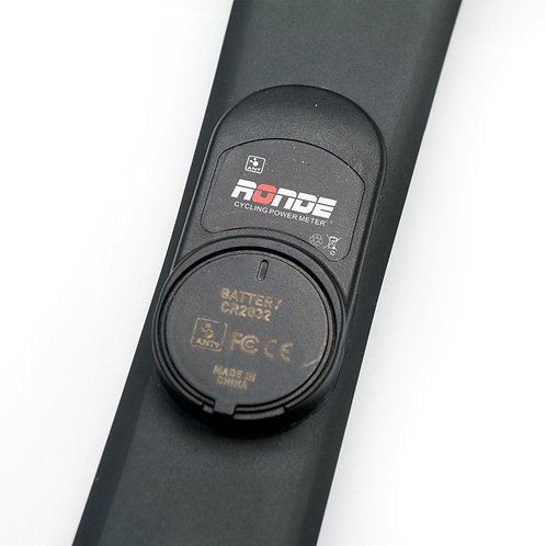 Ronde Cycling Power Meter R-Power Sensor Ant+ Garmin Edge with Installation