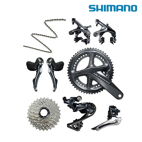 New Shimano Ultegra R8000 Road 11-speed 34-50T Full Groupset 170 / 172.5 / 175mm