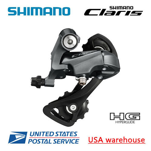 Shimano Claris RD-R2000 SS 8-speed Rear Derailleur Short Cage