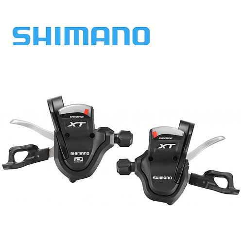 Shimano Deore XT SL-M780 20 / 30 Speed Rapidfire Shifter Set Left Right
