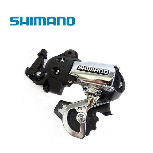 Shimano Tourney FT55 6/7-Speed Short Cage Rear Derailleur Axle Mount
