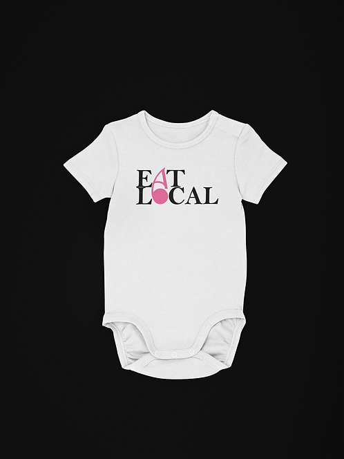 Eat Local | Bodysuit