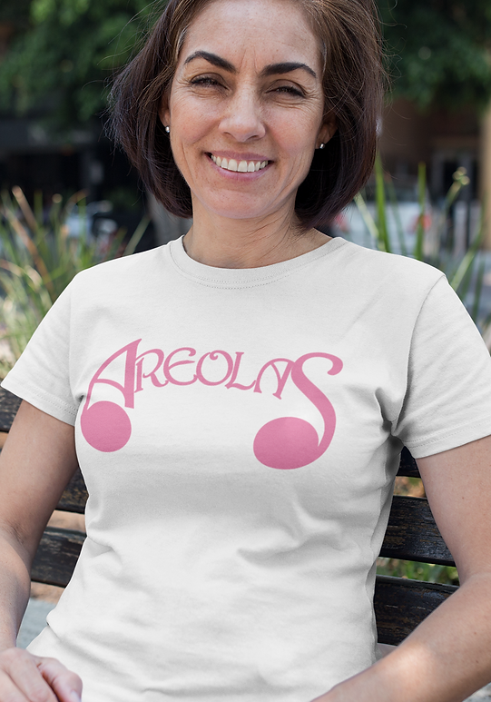 happy-middle-age-woman-wearing-a-tshirt-