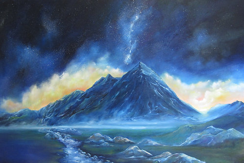 Mystery of the Mountain
