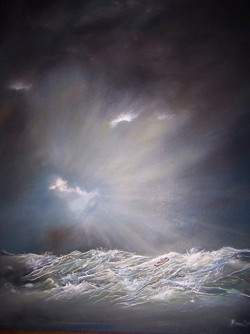 Psalm 18 Deep Waters