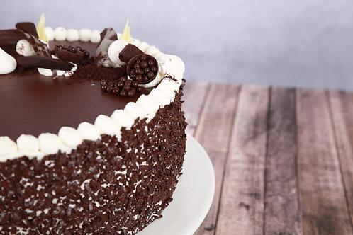 Oreo torta (Tejszínes alap)