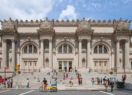 CULTURE COLLECTIVE: Explore the Metropolitan Museum of Art Online!