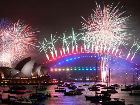 CULTURE COLLECTIVE: New Year Celebrations Around the World