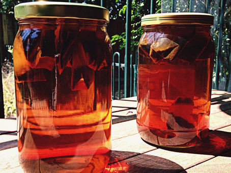 GLOBAL VIBE: Moroccan Sun and Mint Tea