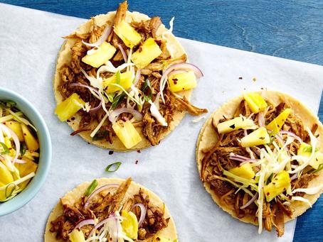 El Pastor Tacos (#TacoTuesday)