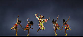 Global Vibe: Traditional African Dances