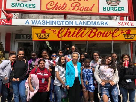 Washington DC Culture (Day 4)
