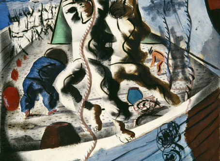 CULTURE COLLECTIVE: Brazilian Painter Candido Portinari