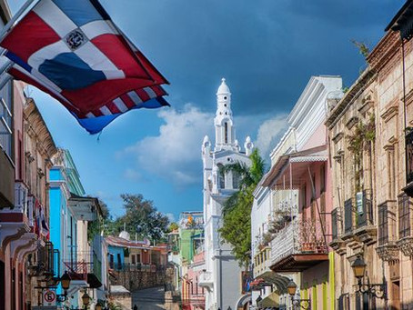 Culture Collective: History of Santo Domingo