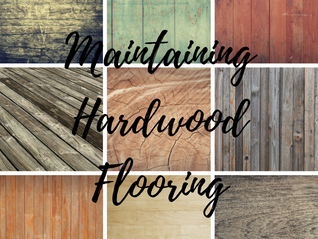 Maintaining Hardwood Flooring - Your DIY Guide