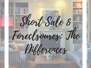 Short Sale & Foreclosure: How Are They Different?