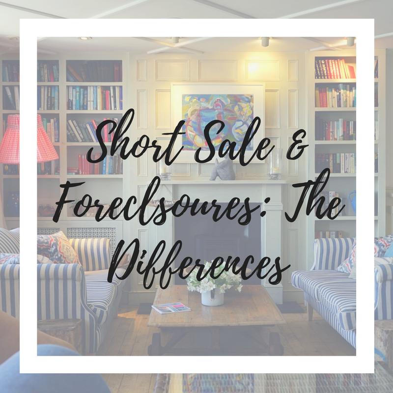 Short Sale & Foreclosure