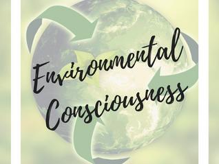 Environmental Consciousness: What Can You Do